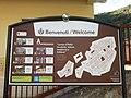 Stazione di Antrodoco Centro - cartello di benvenuto 01.jpg