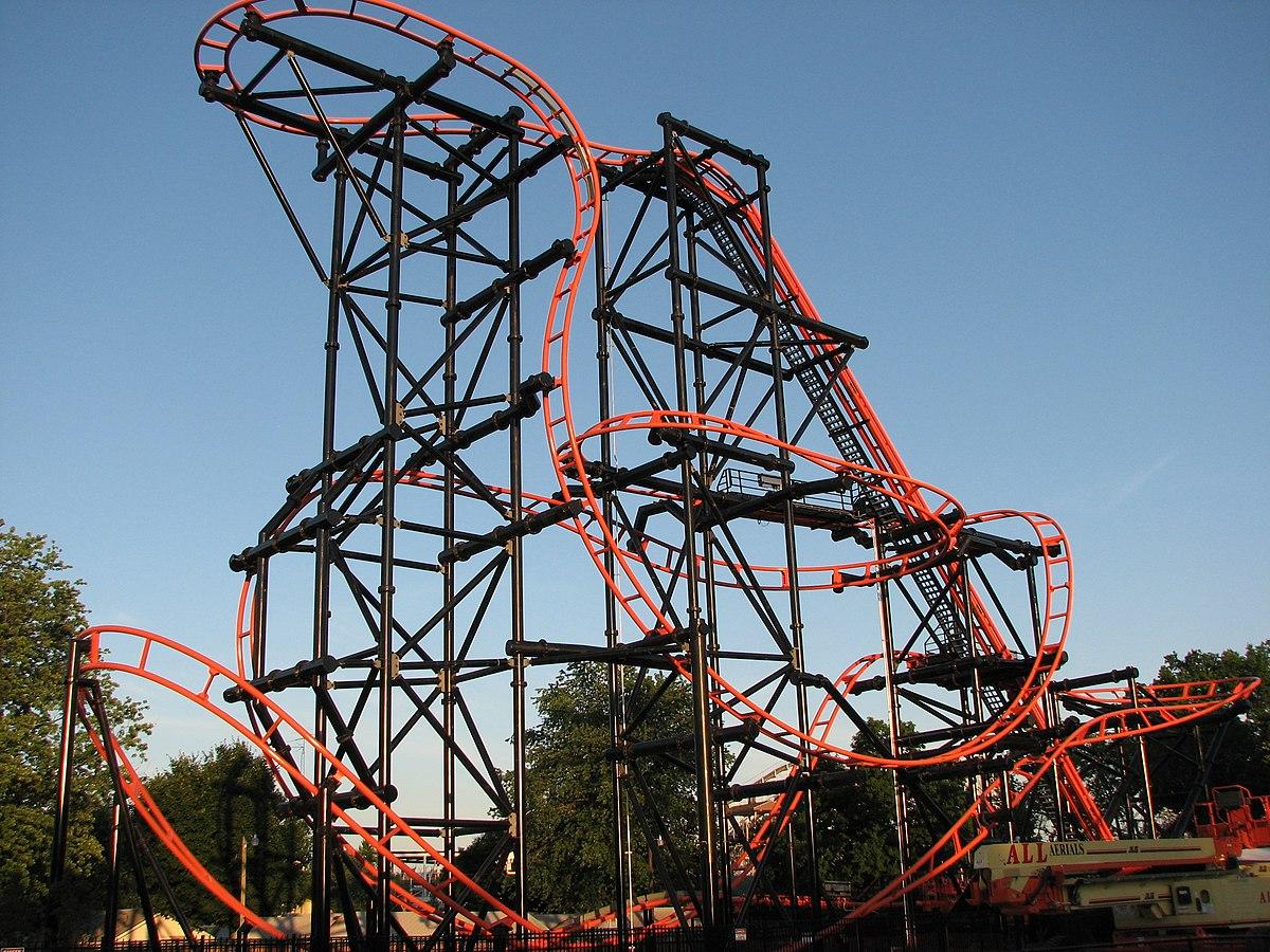 El Loco (roller coaster) - Wikipedia