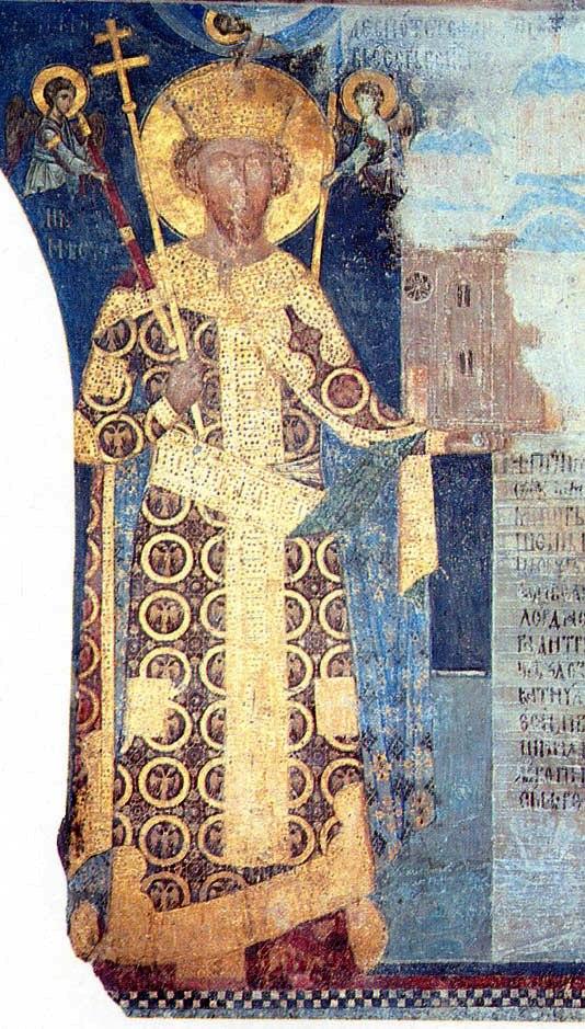 Stefan Lazarevic-freska