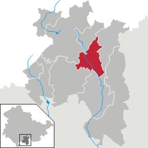 Steinach, Thuringia - Image: Steinach in SON