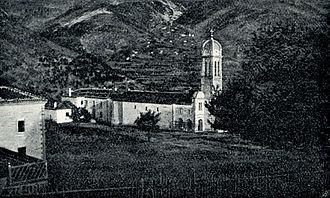 Mirdita - Image: Steinmetz orosh
