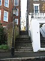 Stepped passageway between The Mount and Hampstead Grove, NW3 - geograph.org.uk - 1133078.jpg