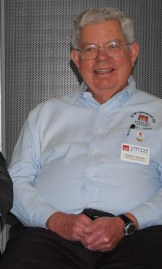 Steve Russell (computer scientist) - Image: Steve Russell