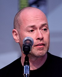 DeKnight, Comic-Con International'da, Temmuz 2010.