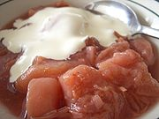 Nectarines are one of many fruits that can be easily stewed