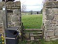 Stile in a wall - geograph.org.uk - 1228985.jpg