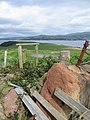 Stile on Horse Hill, Great Cumbrae - geograph.org.uk - 550912.jpg