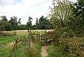 Stile on the Tunbridge Wells Circular Path - geograph.org.uk - 1493410.jpg