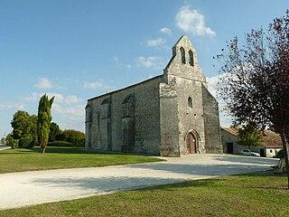 Saint-Médard, Charente Commune in Nouvelle-Aquitaine, France