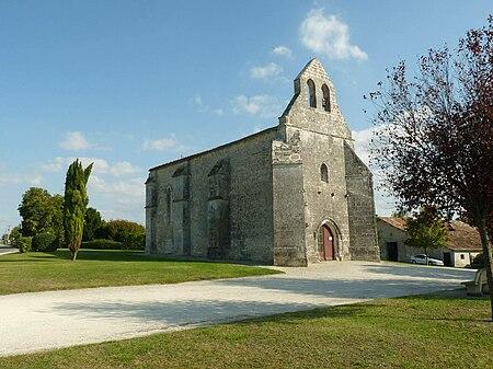 Saint-Médard, Charente