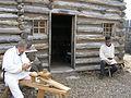 Stockade craftsmen P7280454.JPG