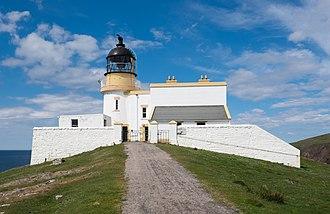 Stoer Head - Stoer Head Lighthouse 2016