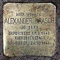 Stolperstein Helmstedter Str 27 (Wilmd) Alexander Brasch.jpg
