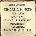 Stolperstein Johanna Hirsch.jpg