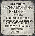 Stolperstein Johanna Magdalena Ketterer Baden-Baden.jpg