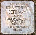 Stolperstein Siegfried Bettmann.jpg