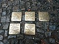 Stolperstein dedicated to Ulrich Joachim Chotzen.jpg