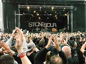 Stone Sour - Image: Stone Sour Sweden Rock