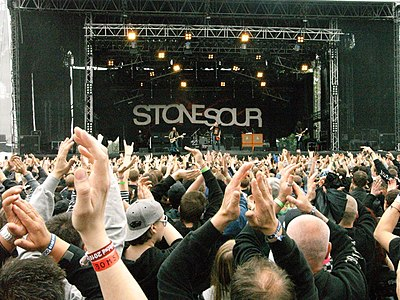 Picture of a band or musician: Stone Sour