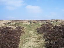 Stone circle and cairn - geograph.org.uk - 1214808.jpg