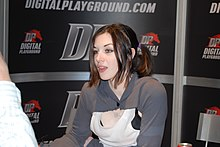 Stoya at AVN Adult Entertainment Expo 2008 3.jpg