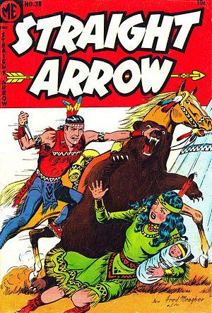 Straight Arrow - Image: Straight Arrow 38