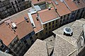 Streets of the old city of Pamplona from the san Cernin's tower.jpg