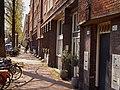 Streetview Amsterdam in sunlight and shadows - free photo, Fons Heijnsbroek.jpg