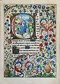 Stundenbuch der Maria von Burgund Wien cod. 1857 Flucht nach Aegypten.jpg