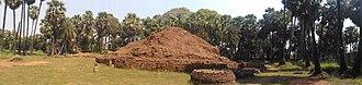 Nala Sopara - The stupa of Nala Sopara