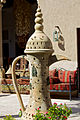 Stylized teapot in the courtyard (5374129190).jpg