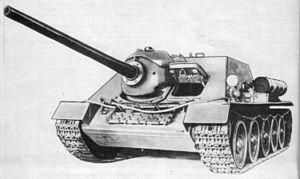 SU-85 - SU-85 (1944)