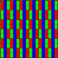 Subpixel rendering RGB-GBR alternated geometry.png