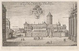 Tre Kronor (castle) - Image: Suecia 1 016 ; Tre kronor