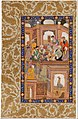 Sufi reunion in the Jami`s Nafahat al-Uns - Google Art Project.jpg