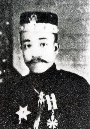 Muhammad Jamalul Alam II - Image: Sultan Muhammad Jamalul Alam II(Brunei)