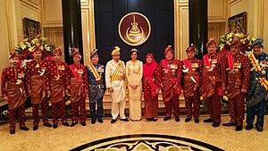 Tengku Putra - Sultan Selangor Wedding Event