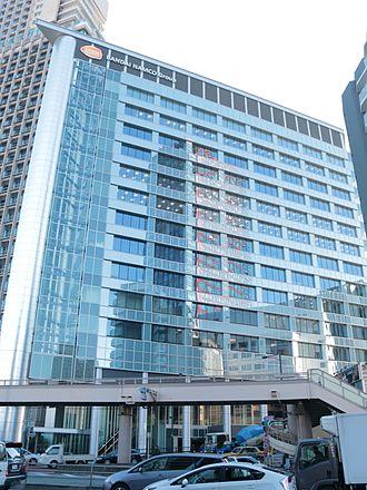 Bandai Namco Entertainment - Bandai Namco's headquarters in Sumitomo Fudosan Mita Building, Tokyo