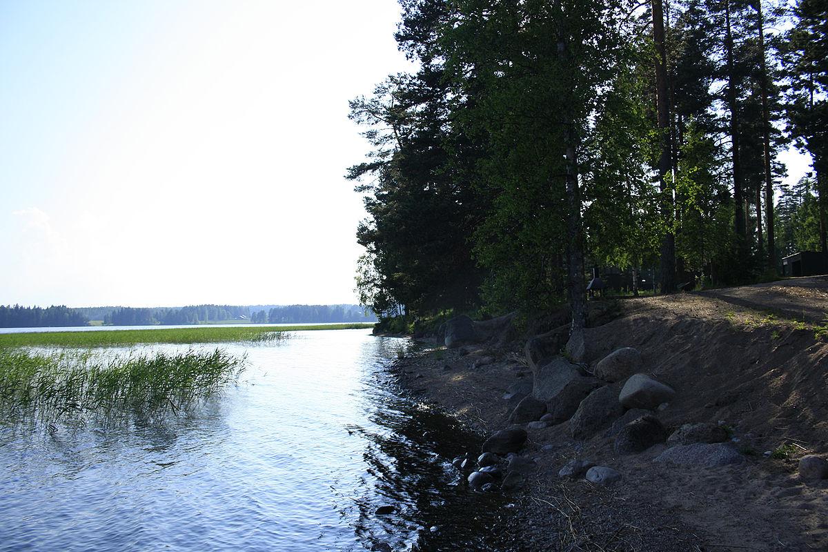 Saarijärvi Summassaari