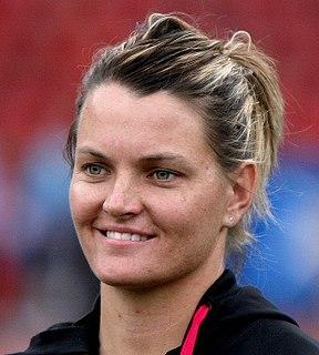 Sunette Viljoen South African cricketer and javelin thrower
