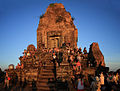 Sunset Tourism on Pre Rup Temple (4302448993).jpg
