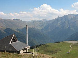 Superbagnères - Superbagnères Chapel.