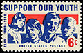Support Our Youth Elks 6c 1968 issue U.S. stamp.jpg
