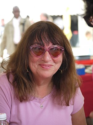 Susie Morgenstern in 2010.