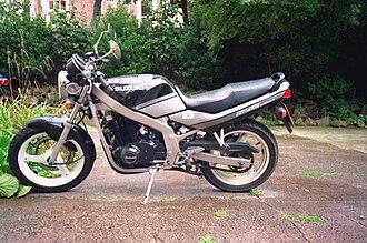 Suzuki GS500 - Suzuki GS500E