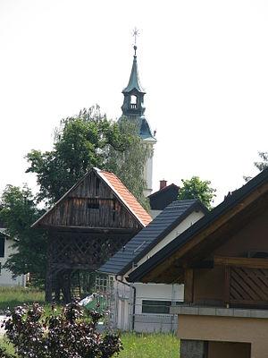 Sveti Lovrenc, Prebold - Image: Sveti Lovrenc IMG 1282
