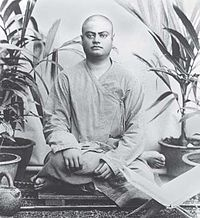 Sŭami Vivekananda Madraso 1897.jpg