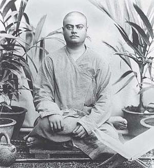 Bartaman Bharat - Image: Swami Vivekananda Madras 1897