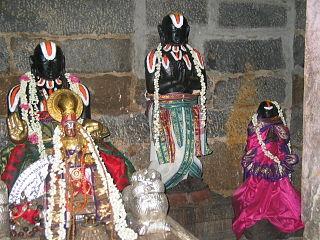 Lakshmi Kumara Thathachariar Raja Guru of Vijayanagar Empire, Sri Vaishnavaite Guru and Scholar