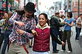 Swing Dancing on Granville Street (7627395660).jpg